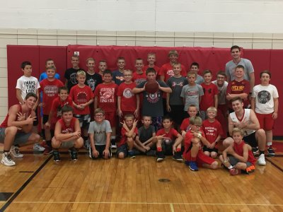 Audubon basketball summer youth camp 2017